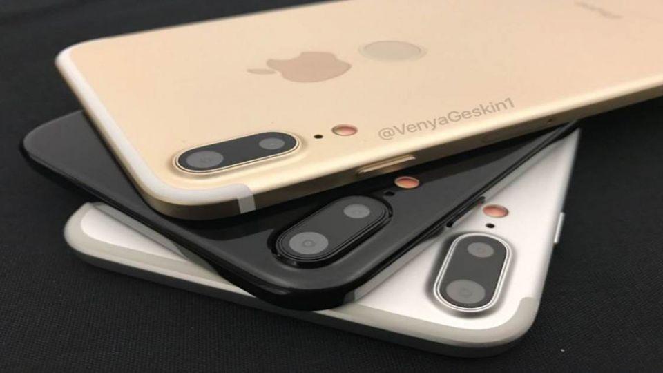Home鍵確定掰了!iPhone 8實體機曝光 鏡頭居然有6顆