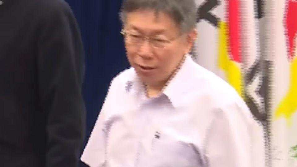 綠推「吳音寧」接北農總經理! 柯:一定要專業人士