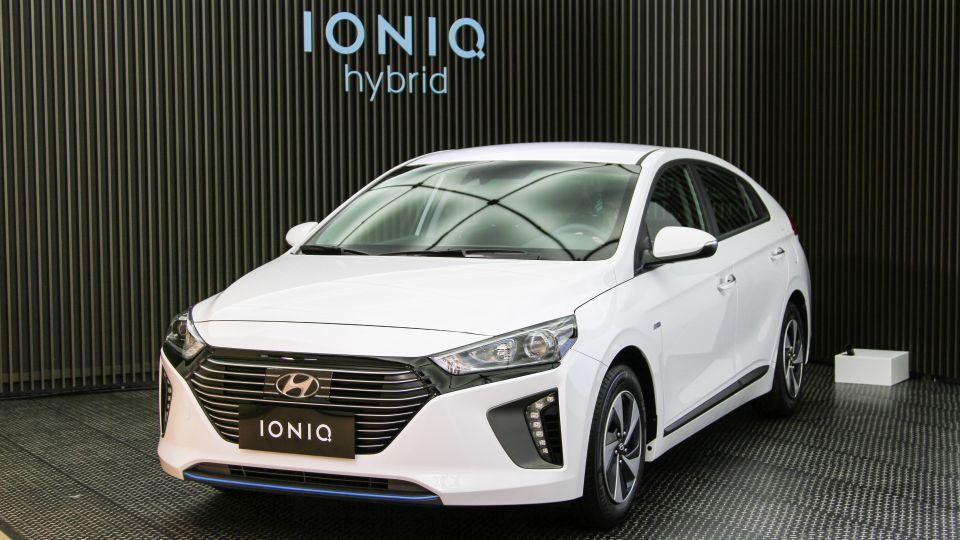 向神車宣戰 Hyundai Ioniq Hybrid百萬有找