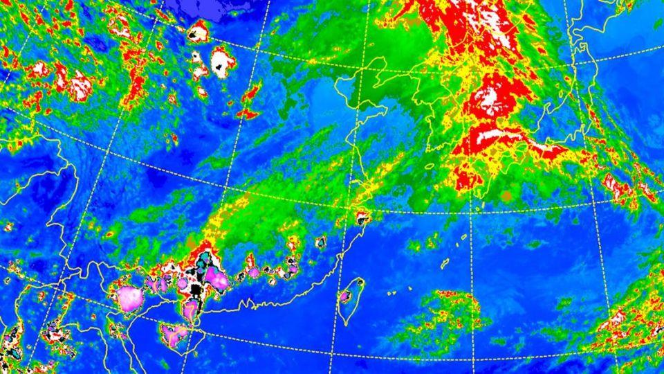 梅雨季還沒結束! 彭啟明:這天起「鋒面+西南氣流」報到