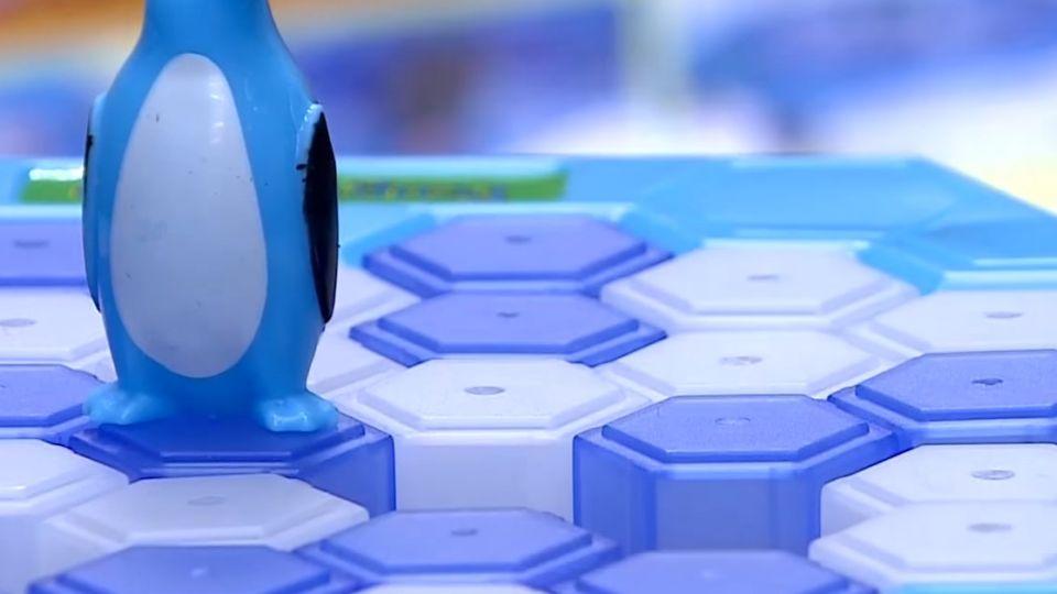 桌遊夯! 「企鵝敲冰磚」從日韓紅到台灣