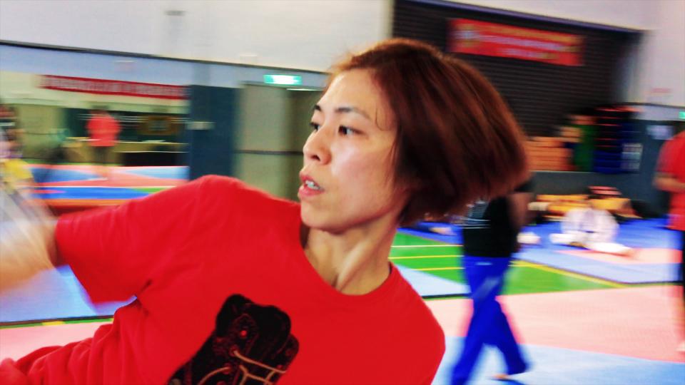 【朱姵慈採訪後記】無關奧運首金 陳詩欣注定成為台灣之光