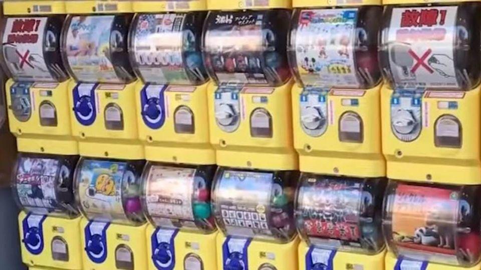 GG了!去沖繩花1萬7狂轉200顆扭蛋 回來竟遭海關沒收170顆