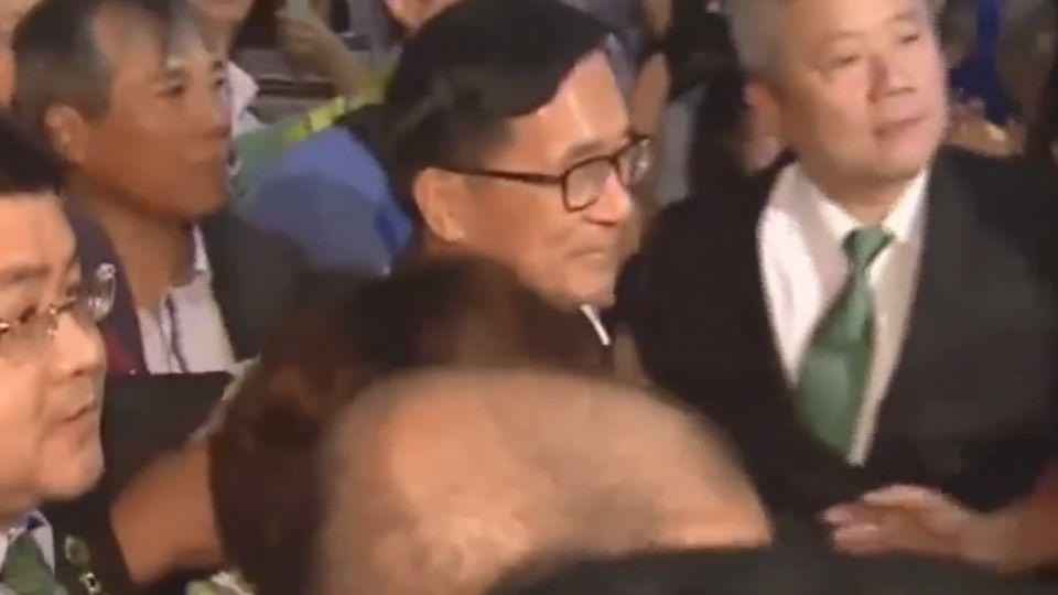阿扁參加音樂會爆推擠 三人皮夾被扒走