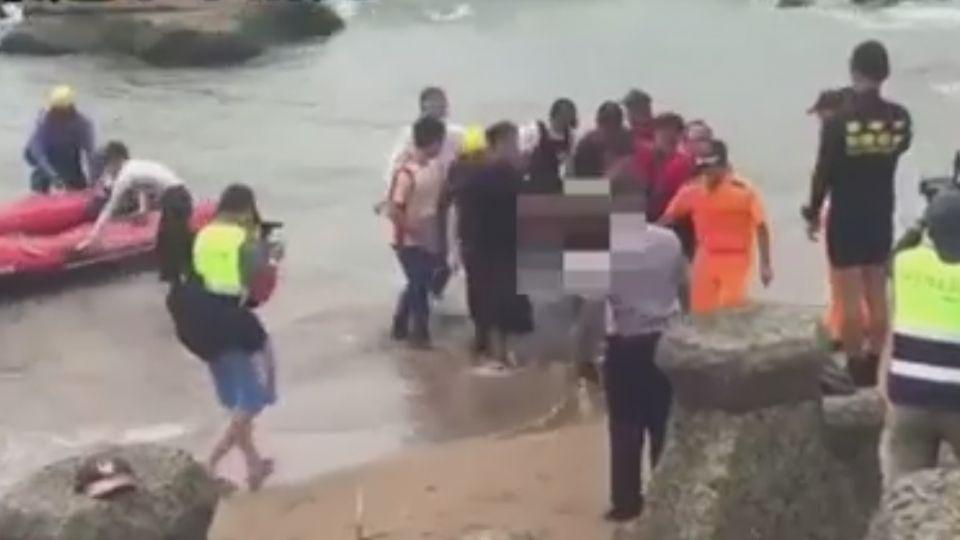 國中畢業戲水落海! 搜救20時 學生遺體尋獲