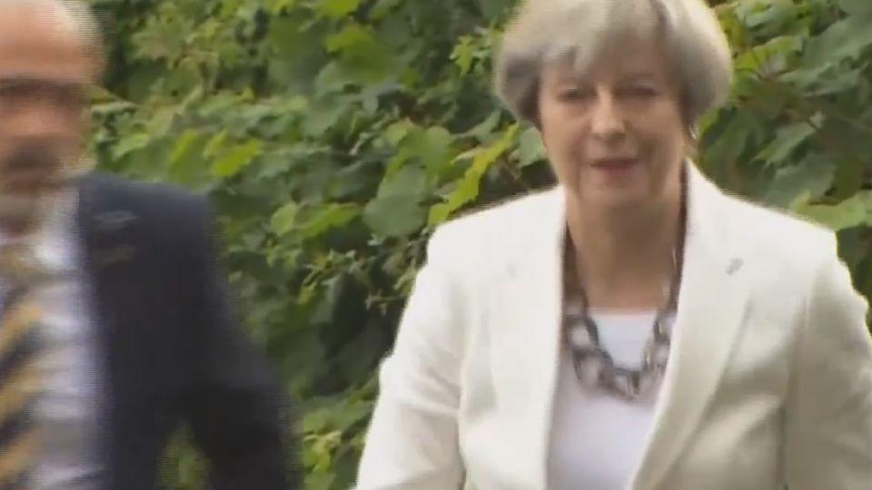 英國會大選投票開始 選前連爆恐攻選情緊繃