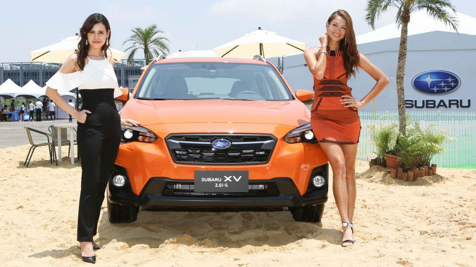 雙車型至少省5萬 大改款二代Subaru XV正式上市