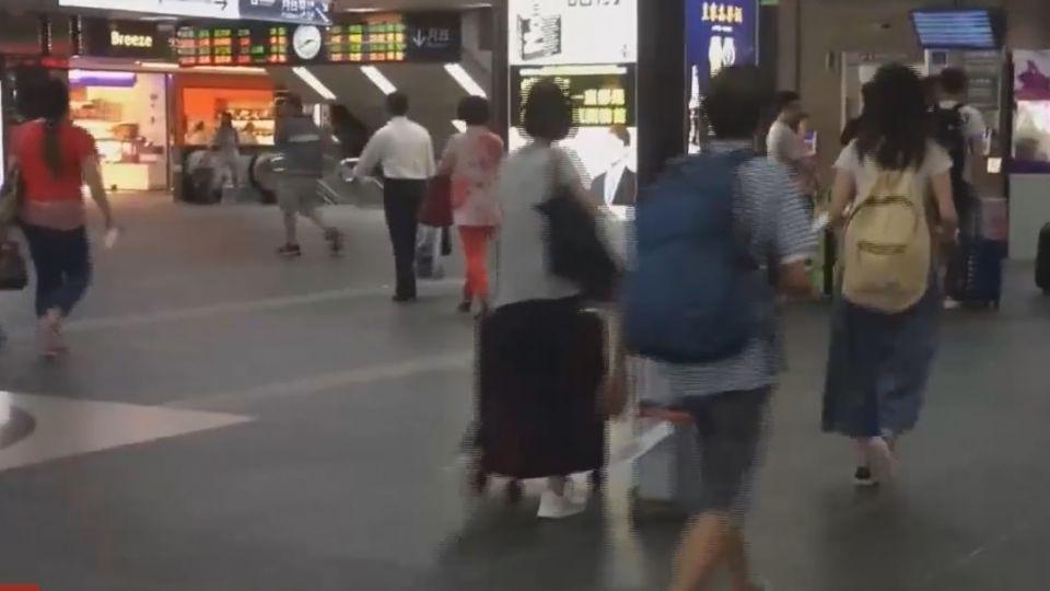 北車往高鐵月台電梯過期3年? 台鐵:安全無慮