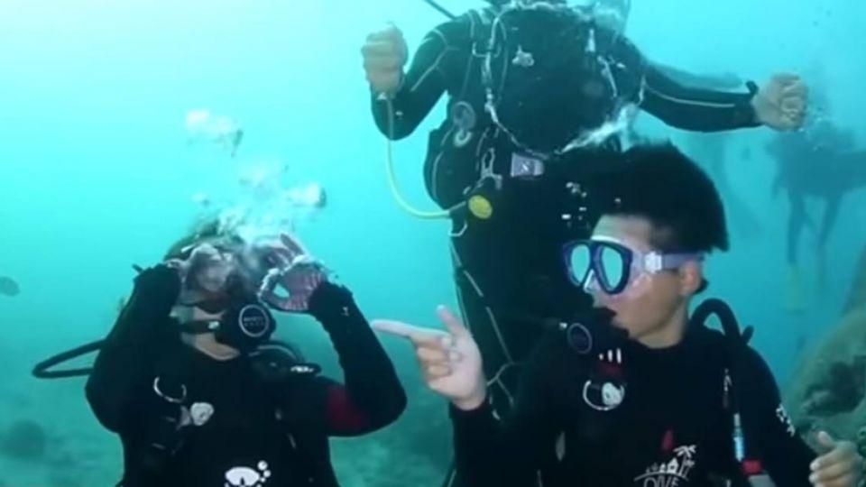 【獨家影片】民宿搭潛水賣價比淘寶貴 民宿業者被打臉