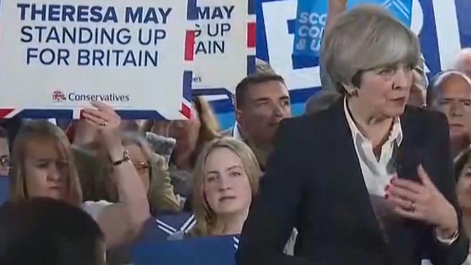 英國會成「僵局國會」 梅伊「保守黨」快速找到盟友!