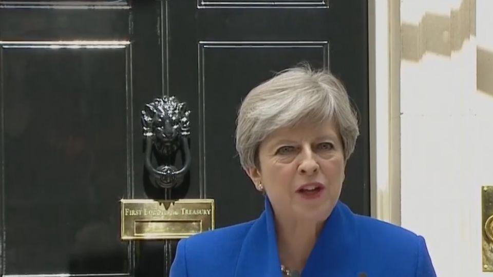 英國會成「僵局國會」梅伊「保守黨」快速找到盟友