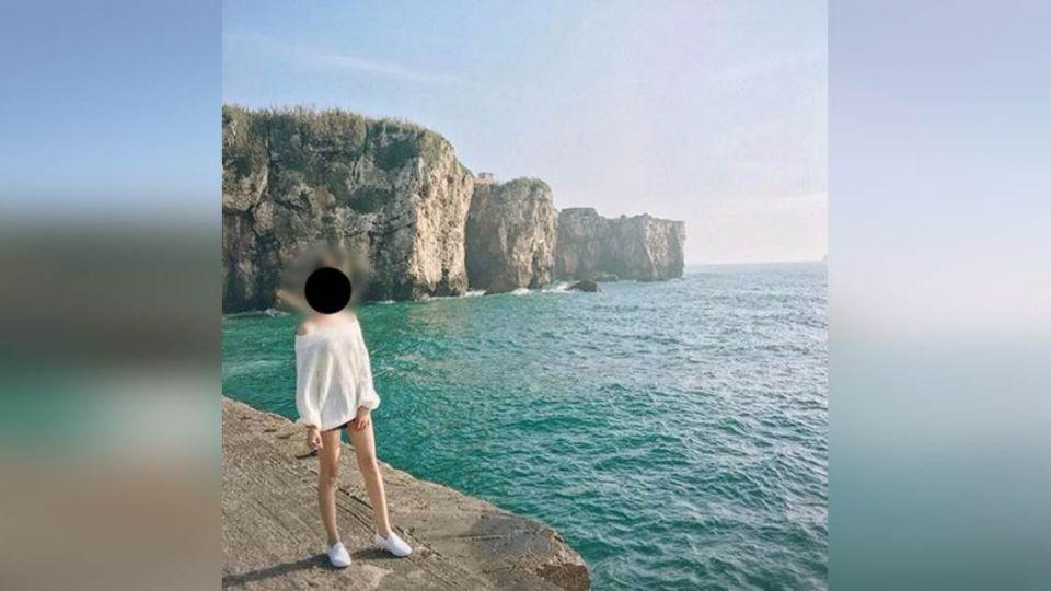 海天一線秘境美照求解 網揭長腿正妹闖「禁區」恐罰