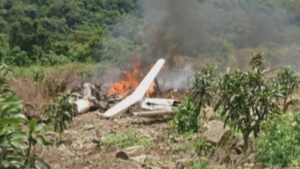 空拍墜機3死!飛安證實無流籠、墜毀後起火