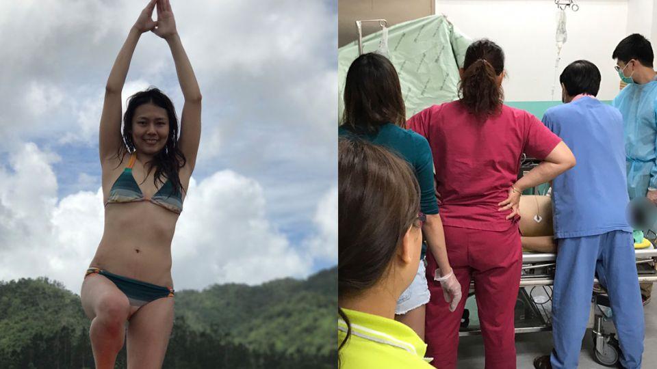 熱血護理師「飛車救命」 CPR24分鐘按回溺水男心跳