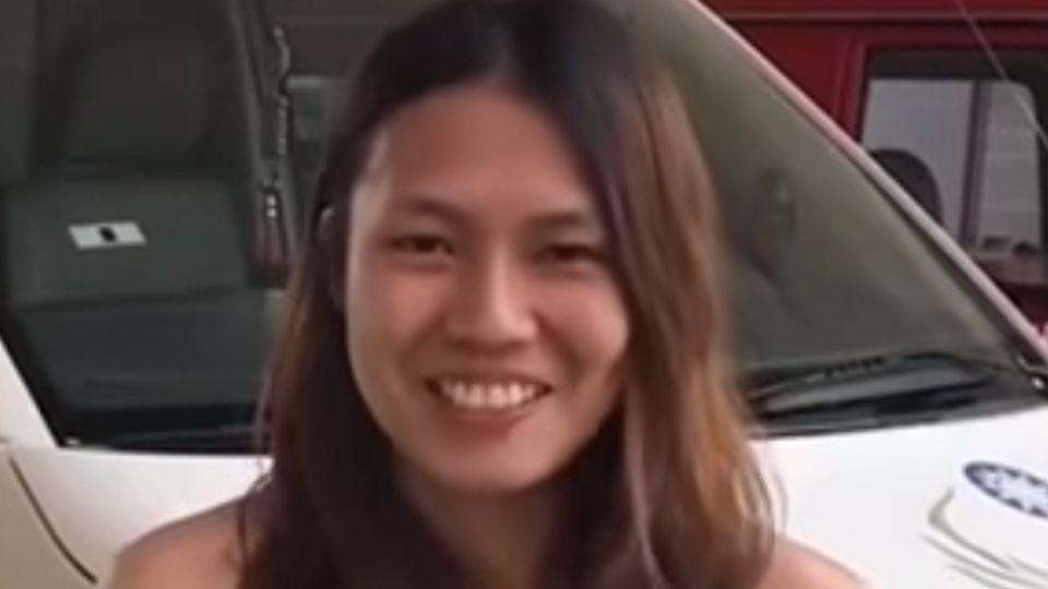 南灣2男溺水 正妹護理師「飛車30公里」搶救