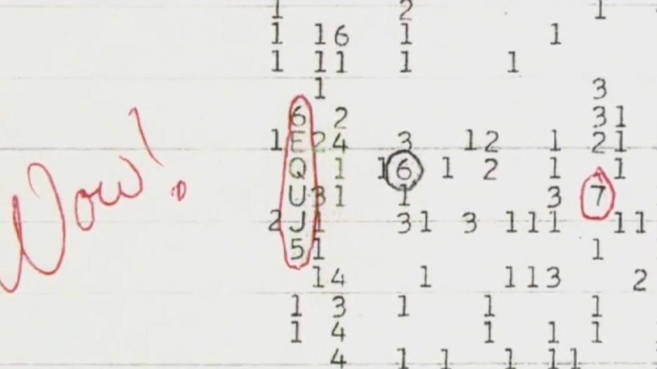 神秘待解的「哇!訊號」 恐非外星人釋放的訊號