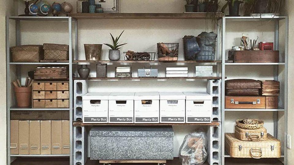 兼具實用美觀的牆面收納DIY  讓生活井然有序
