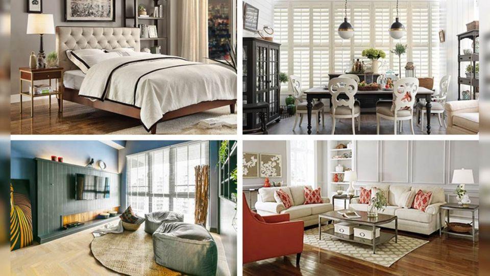 掌握「空間」和「家具」 美式風格裝潢一點也不難