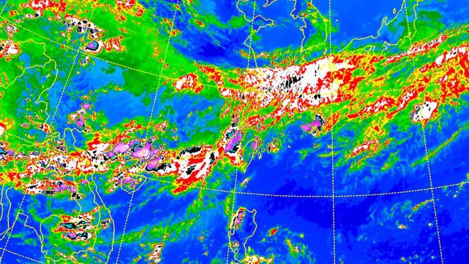 梅雨鋒面到!強降雨狂炸7至10天 氣象專家:恐釀災害!