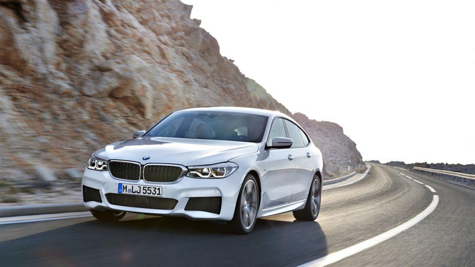 【影片】相約法蘭克福車展見 BMW 6 Series Gran Turismo正式亮相