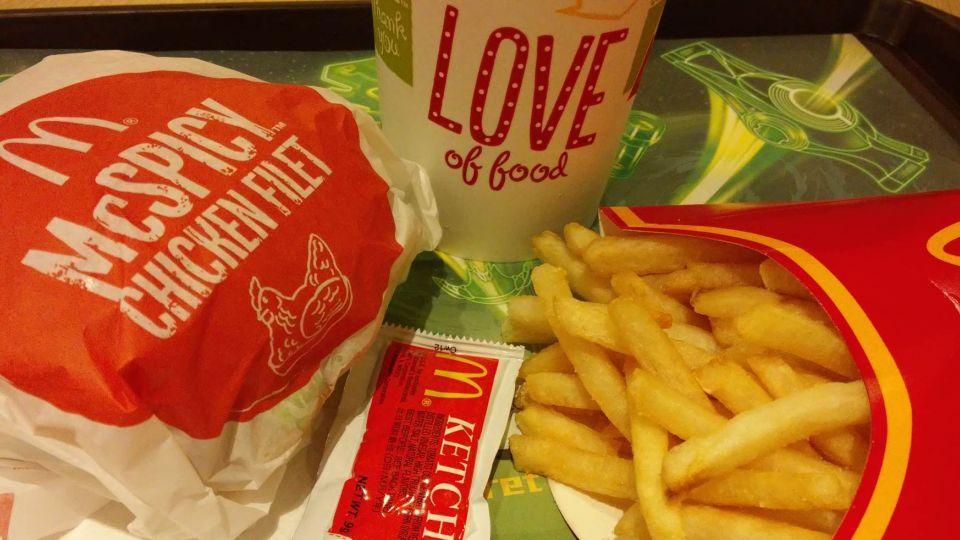 減肥也能吃麥當勞!營養師認證「不胖點餐秘訣」大公開