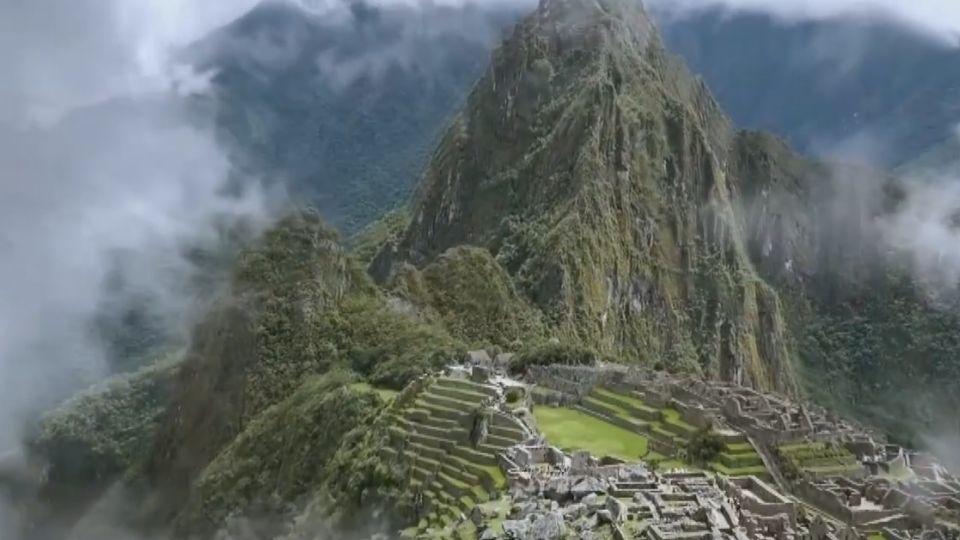 探索馬丘比丘 尋訪古印加帝國失落城市