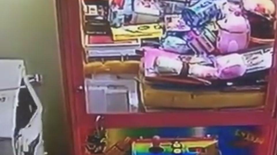 慣竊撬兌幣機偷現金 被逮求饒:再給次機會