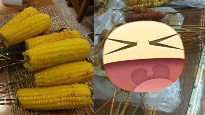 顛覆!免啃的「烤玉米串」 網友:連吃20根不掉口紅