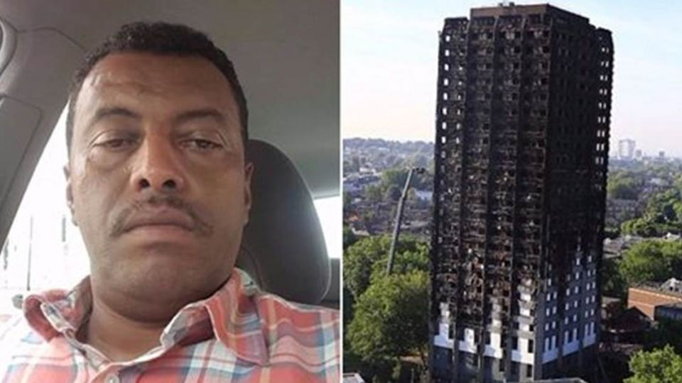 倫敦格蘭菲塔「起火原因」找到了 房客:超自責