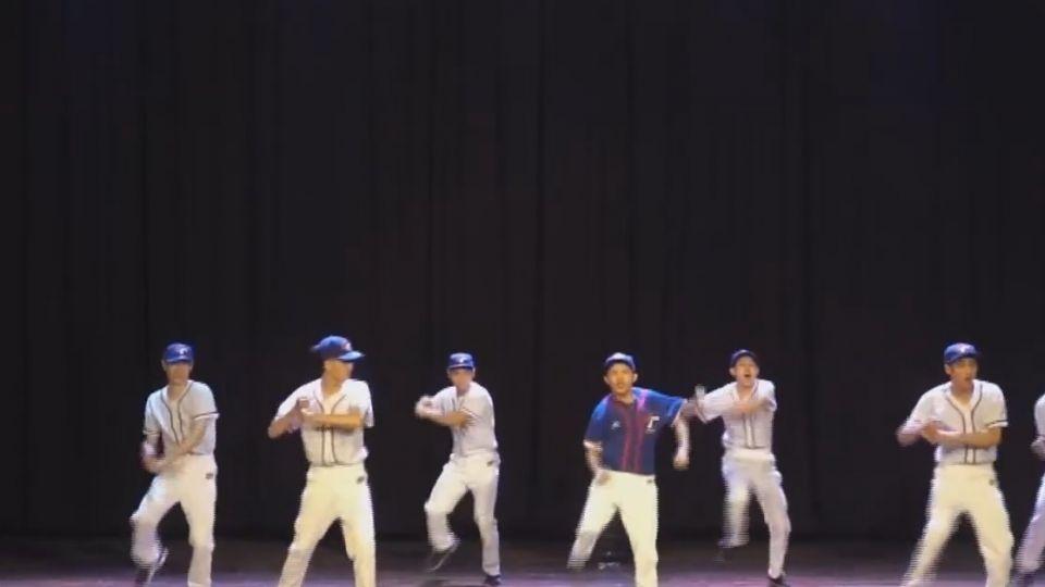 世大運結合街舞 一秒變裝「有夠神」