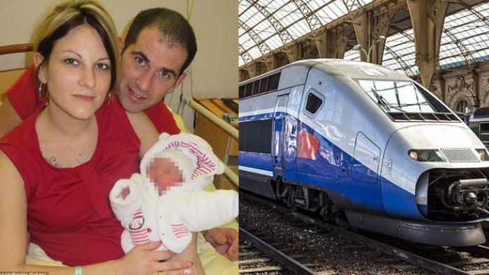 生日變忌日!她被前夫綁在鐵軌上 慘遭火車時速300輾碎