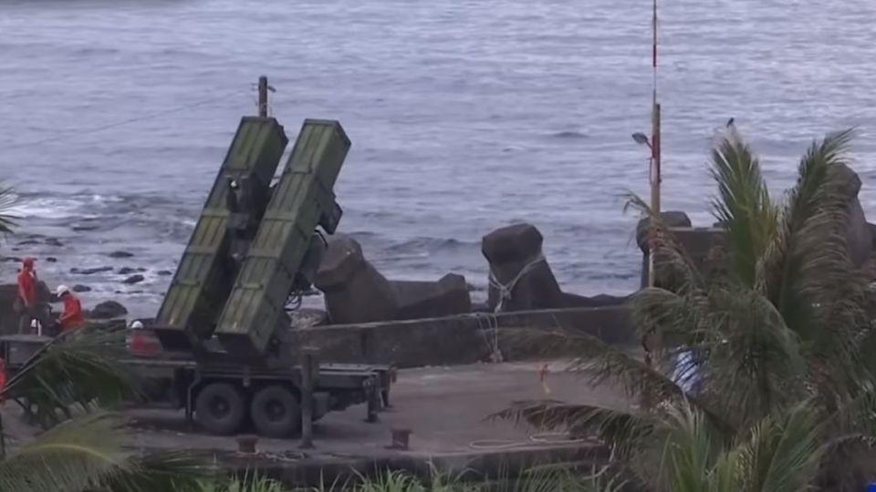 試射愛國者攔截演訓 傳國軍欲購美AGM-88