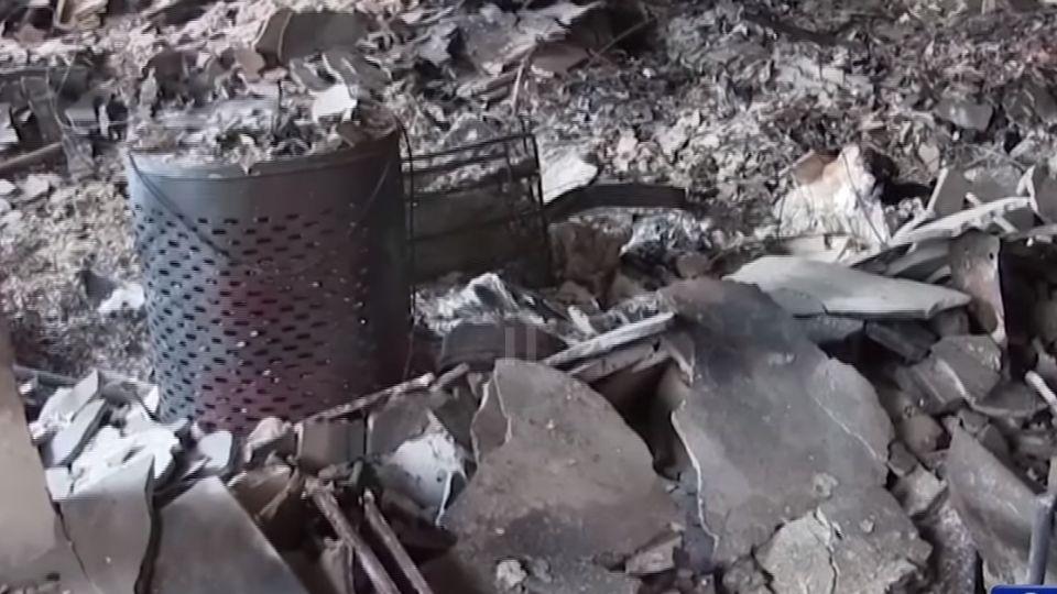 怵目驚心!倫敦公寓大火內部影像曝光