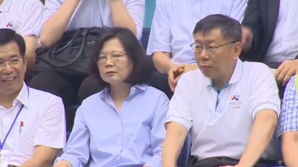 雙城論壇拍板 7/2柯文哲親率團赴上海參加