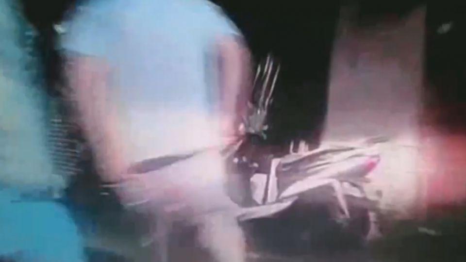 超糗!男因酒駕畏罪逃跑 跑到褲子都差點掉了