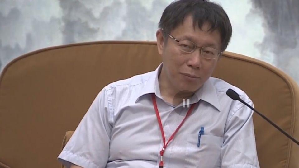 反對聲不斷!柯文哲率團赴上海參加雙城論壇