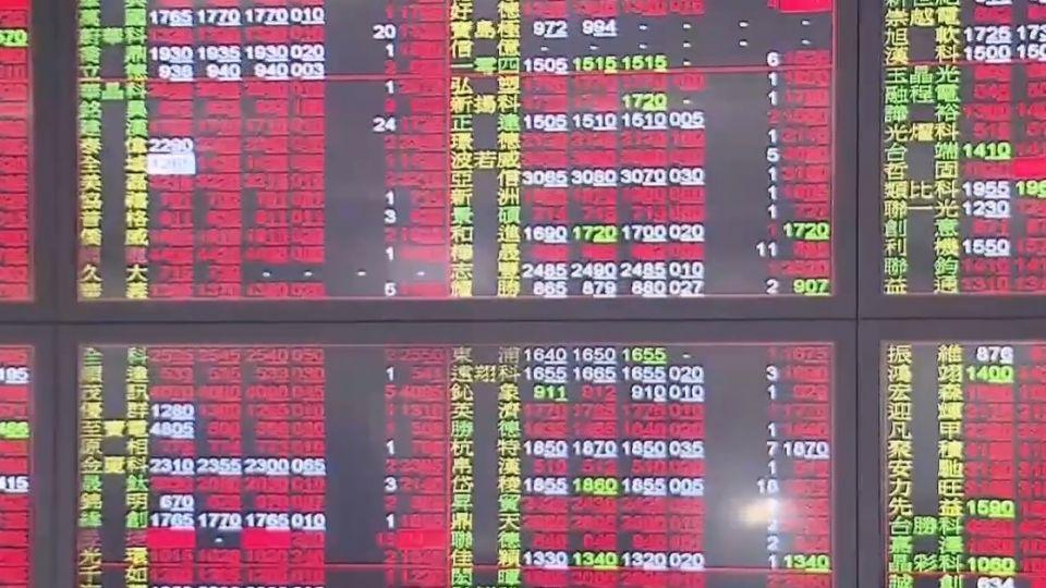 台股攀17年新高 股民嘆:漲的都買不起