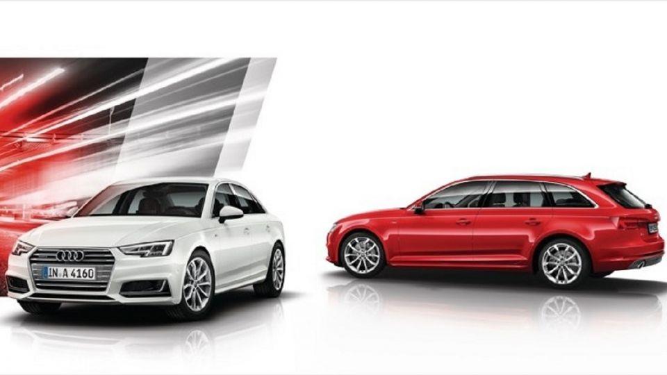 現在出手正划算 2017年式Audi A4全車系配備升級