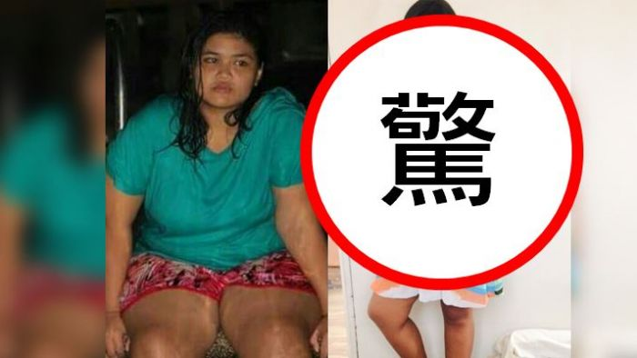 從3XL瘦回M號!肉肉女不吃米飯1年脫胎換骨