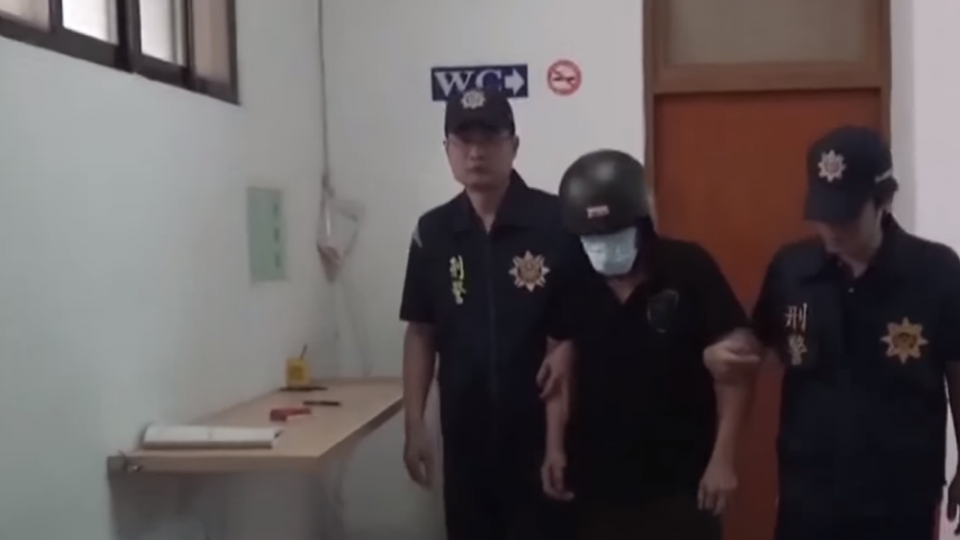 農產公司大股東 偷竊失風法警室輕生