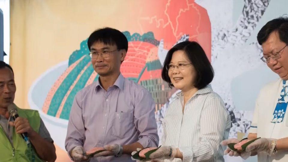 細膩角度! 國外女攝影師拍台灣第一女總統