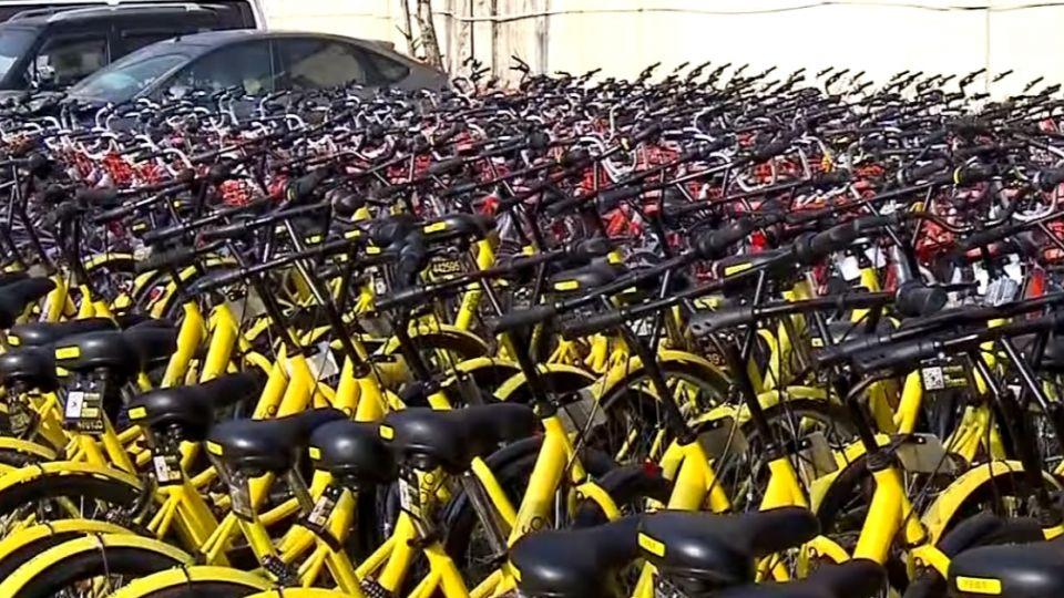 無樁式共享單車登台 創新模式「暢行無阻」?