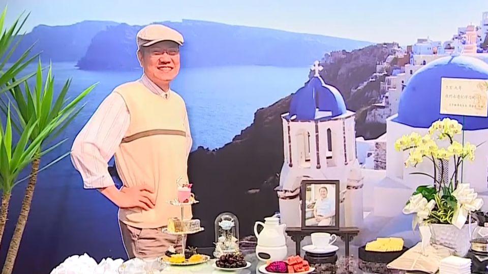 陳立宏追思會咖啡忘放糖包 于美人:他愛吃甜