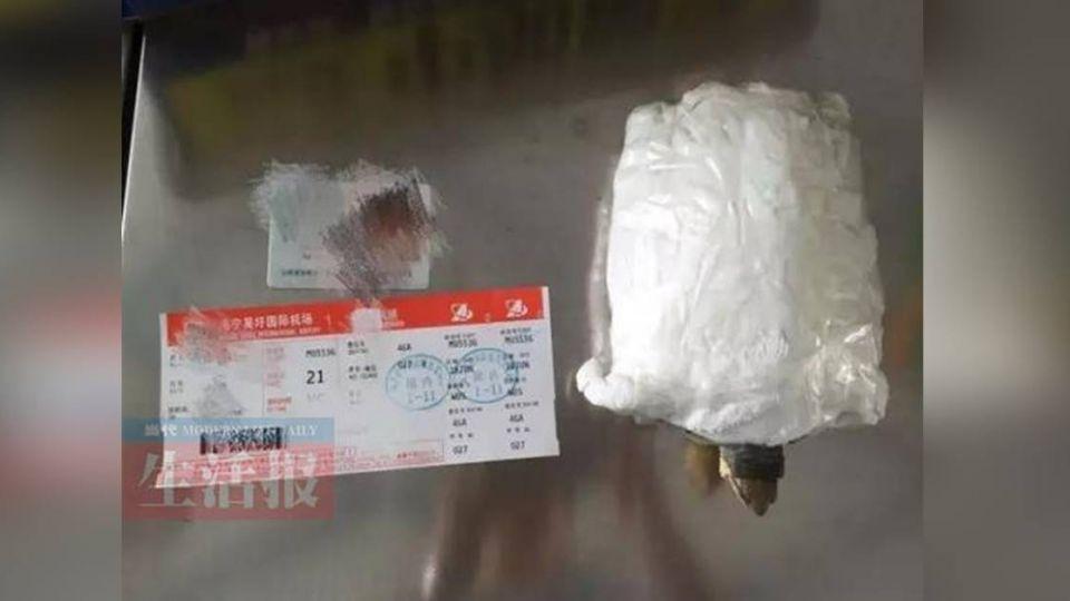 瞎!男褲襠藏「1公斤愛龜」過安檢 網友笑翻:牠餓嗎