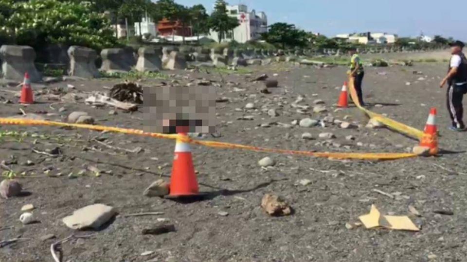 快訊/台東男子躺臥沙灘亡 疑38.2度高溫曬死