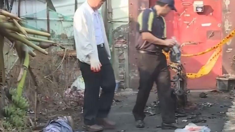 恐怖情人燒女友 民事法官判賠384萬元