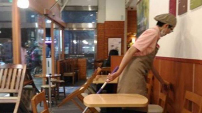 速食店打烊前1小時開始清掃 他怒嗆「不會再來」反遭酸爆
