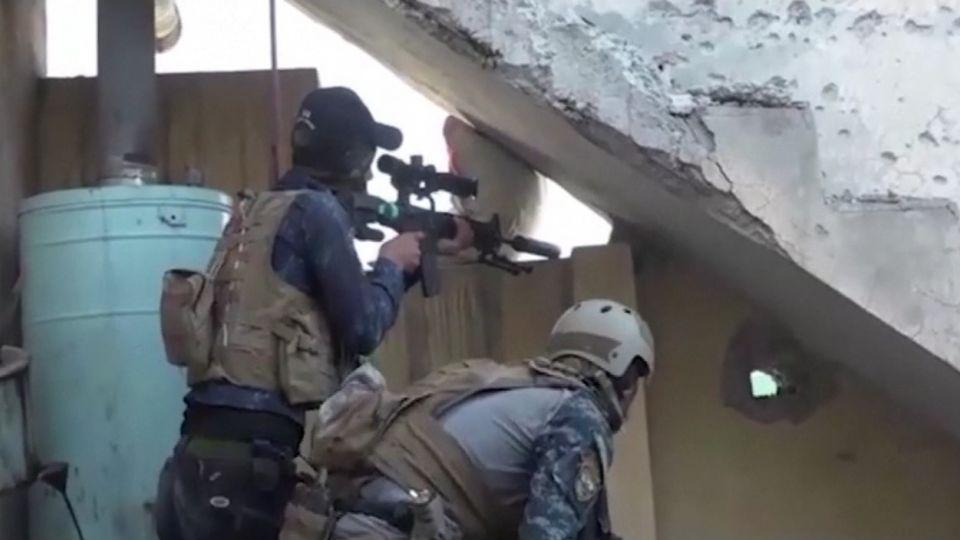 再破紀錄!子彈「空中飛10秒」 神槍手擊斃3540公尺外IS份子