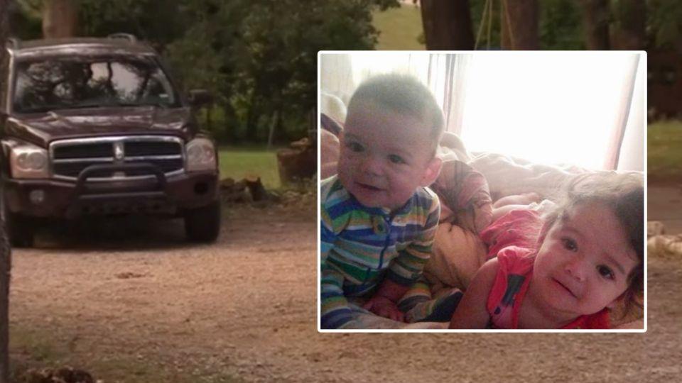 年輕媽稱2幼兒「自己反鎖」熱死車內 真相讓人拳頭都硬了