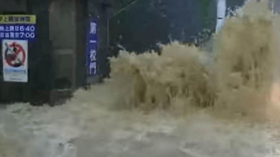 【快訊】小心防災! 宜蘭縣蘇澳鎮淹水一級警戒
